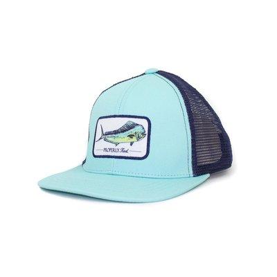 Properly Tied Mahi Trucker Snapback Hat