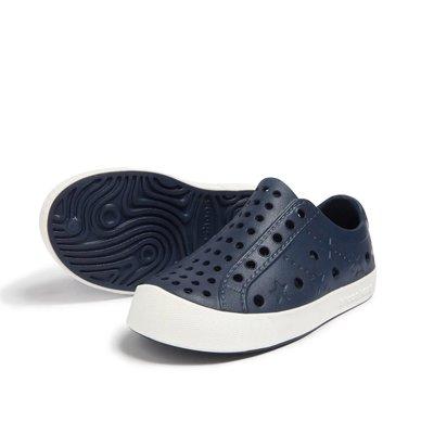 Caspian Navy Waterproof Sneaker