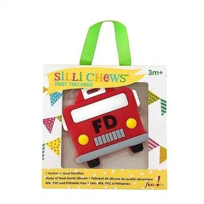 Silli Chews Fire Truck Teether