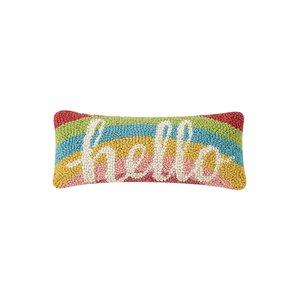 Hello Hook Pillow