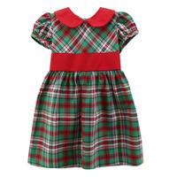 Zuccini Essex Classic Plaid Myrtle Dress