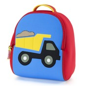 Dabbawalla Bags Dump Truck Backpack