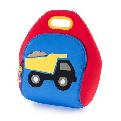 Dabbawalla Bags Dump Truck Lunch Bag