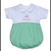 Baby Sen Green Pumpkin Boy Bubble