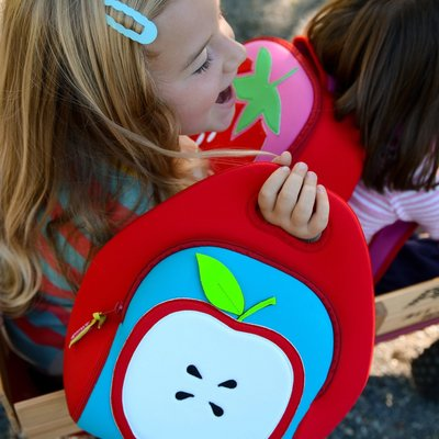 Dabbawalla Bags Apple of My Eye Lunch Bag