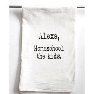 Gift Hand Towels Alexa Homeschool The Kids