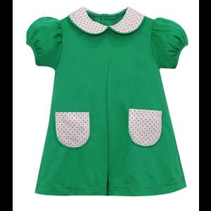 Baby Sen Green Jesse Dress