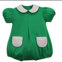 Baby Sen Green Jesse Girl Bubble