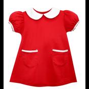 Remember Nguyen Red Olivia Dress