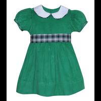 Remember Nguyen Kelly Green Shawn Dress
