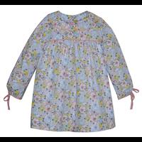 Remember Nguyen Peach Floral JoEllen Dress