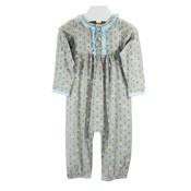 Ishtex Textile Products, Inc Maggie L/S Girls Romper