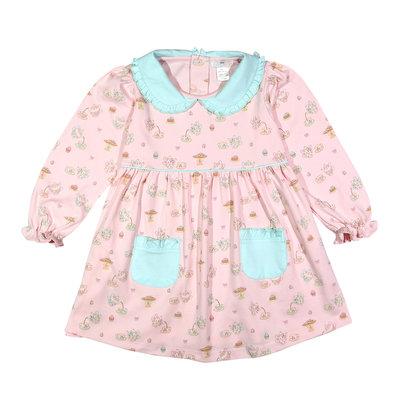 Baby Bliss Tea Party Pima Dress