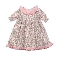 Baby Bliss Cheetah Print Pima Doll Night Gown