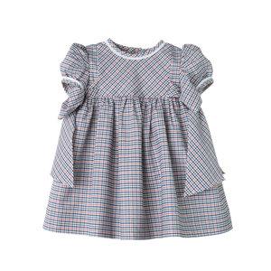 Sophie & Lucas Festive Fall Dress w/Bows