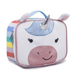Wildkin Wild Bunch Unicorn Lunch Box