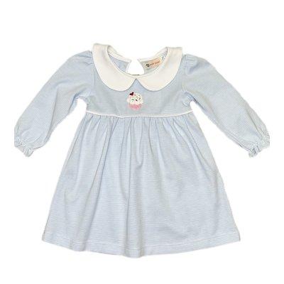 Luigi Crochet Cupcake Dress w/Collar