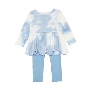 Isobella & Chloe Cotton Clouds Knit 2PC Set