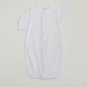 Kissy Kissy Homeward Printed Convertible Gown