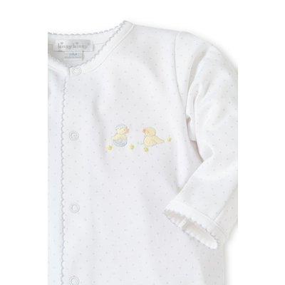 Kissy Kissy Hatchlings Dot Convertible Gown