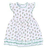 Magnolia Baby Tiny Mallard Dress Set