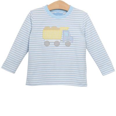 Trotter Street Kids Dump Truck Shirt