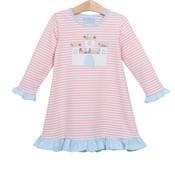 Trotter Street Kids Castle Dress