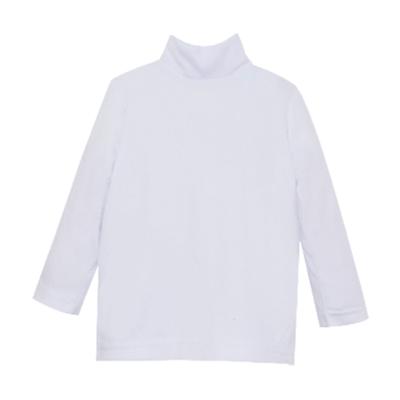 Lullaby Set White Tiny Tot Turtleneck Long Sleeve