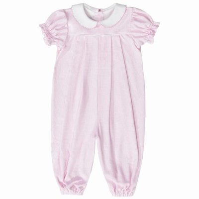 Lullaby Set Leighann Pink Pima Longall