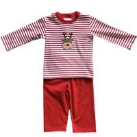 Zuccini Reindeer Knit Pant Set