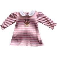 Zuccini Reindeer Louisa Knit Dress