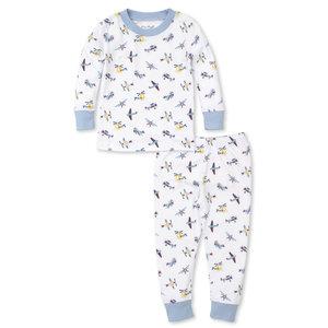 Kissy Kissy Just Plane Fun Pajama Set