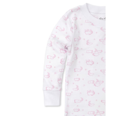 Kissy Kissy Twilight Twinkles Pajama Set Snug - Pink