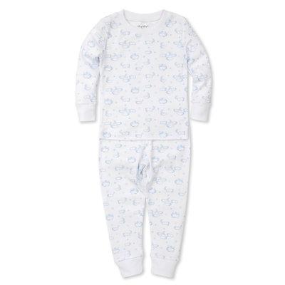 Kissy Kissy Twinkle Twinkle Pajama Set Snug - Lt Blue