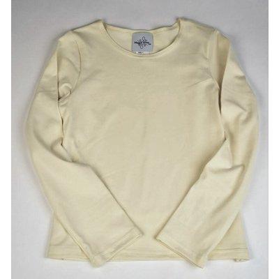 Maggie Breen Cream Knit Top