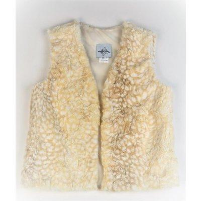 Maggie Breen Animal Fur Vest