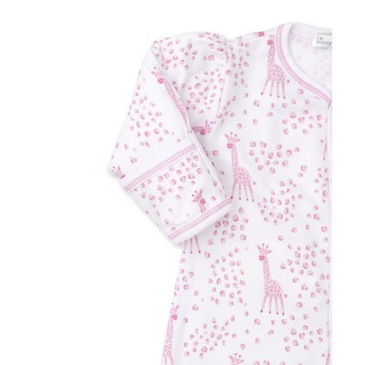 Kissy Kissy Pink Giraffe Convertible Gown