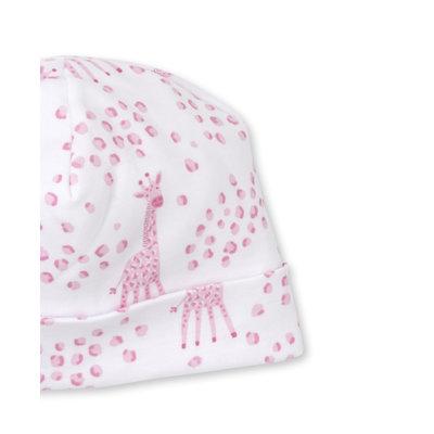 Kissy Kissy Pink Speckled Giraffe Hat