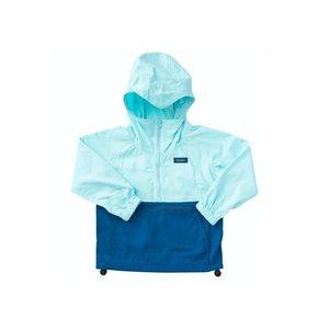 Prodoh Blue Elixir/Blueberry Colorblock Anorak Pull Over Jacket