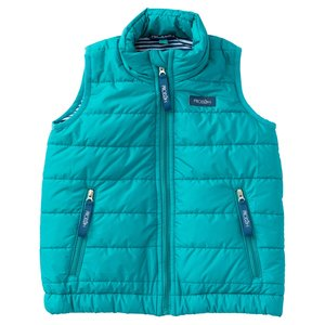 Prodoh Lake Blue Puffer Vest