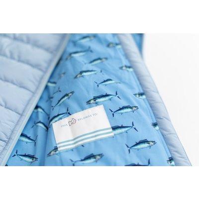 Prodoh Little Boy Blue Puffer Vest