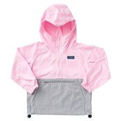 Prodoh Nosegay/Rare Coin Colorblock Anorak Pull Over Jacket