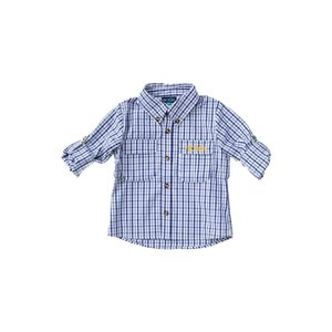 Prodoh Rare Coin/Blueberry Windowpane Vented Shirt