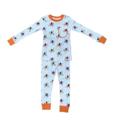Along Came A Spider Organic Cotton Pajamas