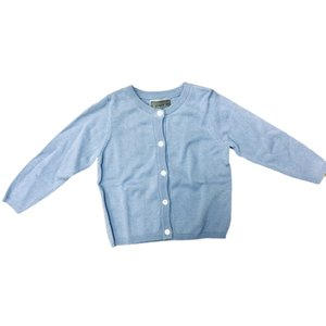Honesty Clothing Company Light Blue Cardigan Sweater