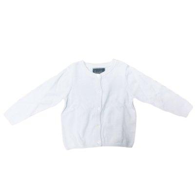 Honesty Clothing Company White Cardigan Sweater