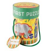 Floss and Rock Jungle My 1st Puzzles