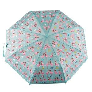 Floss and Rock Flamingo Color Changing Umbrella