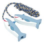 Floss and Rock Shark Jump Rope