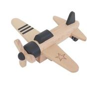 Kiko+ & GG Hikoki Pull-Back Propeller Plane